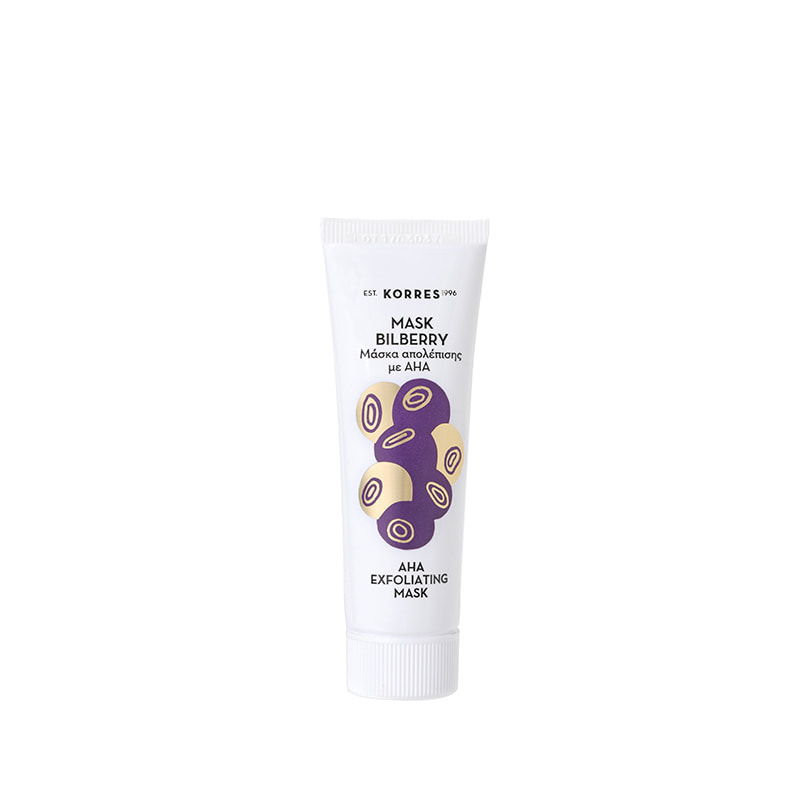 BILBERRY - BILBERRY - AHA Exfoliating Mask